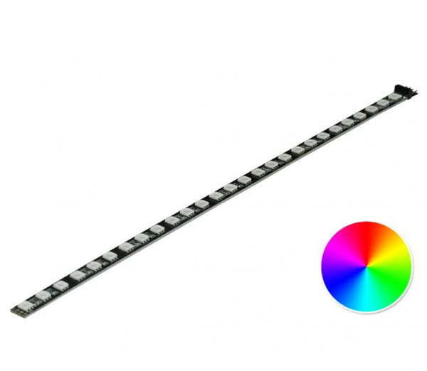 Nanoxia Rigid LED 30 cm RGB