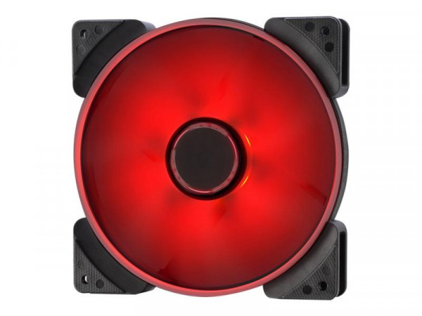 Lüfter FRACTAL-DESIGN FD-FAN-PRI-SL14-Red
