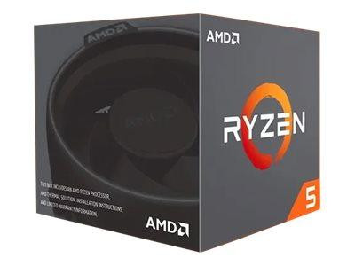 AMD Ryzen 5 2600 AM4 16MB Cache 3,4GHz boxed