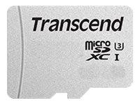 SD microSD Card 128GB Transcend SDXC USD300S (ohne Adapter)